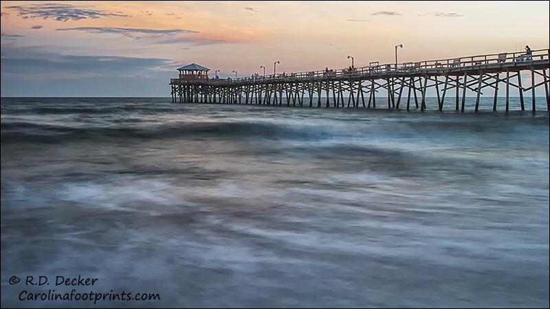 Oceanana Fishing Pier Atlantic Beach North Carolina